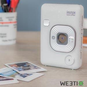 Appareil photo avec imprimante - Instax Mini