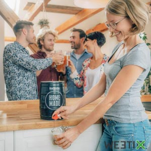 Kit de brassage de bière blonde - BrewBarrel