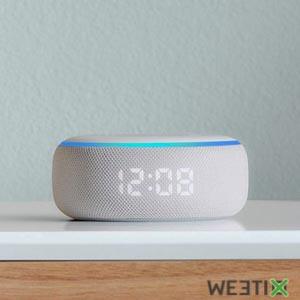 Enceinte connectée Echo Dot - 3ème génération