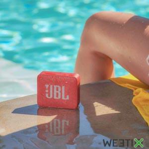 Mini enceinte waterproof - JBL GO 2