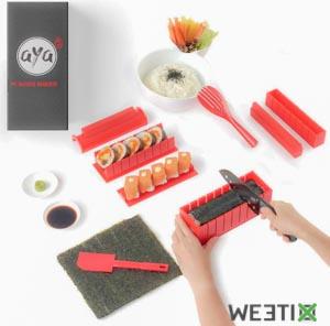 Sushi Maker Aya - Kit sushi et maki