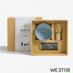 Coffret Matcha Thé vert - 100% bio
