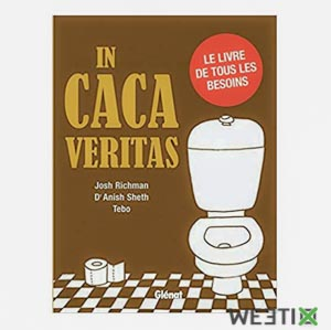 LE livre pour s'occuper aux toilettes