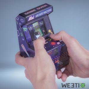 Mini Arcade - 240 jeux