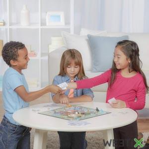 Monopoly Junior - Jeu de plateau pour enfants