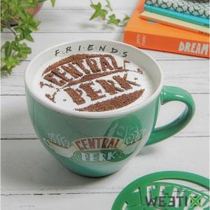 Mug à cappuccino Central Perk - 100% FRIENDS