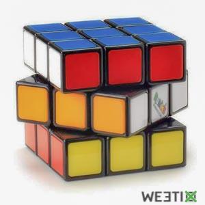 Rubik's Cube - puzzle 3D original