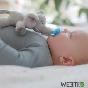 Sucette peluche éléphant - Philips Avent