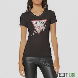 T-Shirt Guess Femme Icon - Toutes les tailles