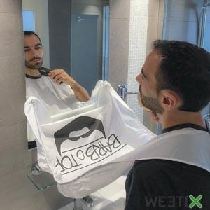 Tablier à barbe - BARBoTOP