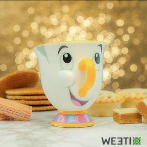 Tasse à café Chip - La Belle et la Bête