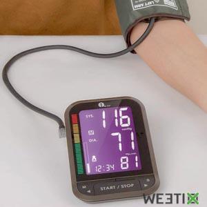 Tensiomètre électronique Bluetooth