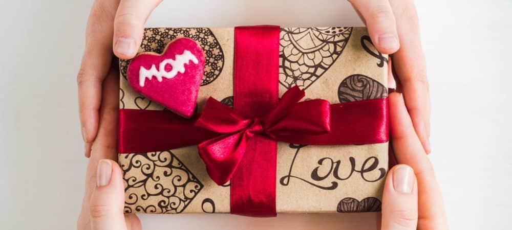 cadeau pour sa maman