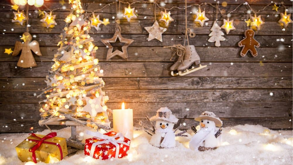 décoration lumineuses pour Noel