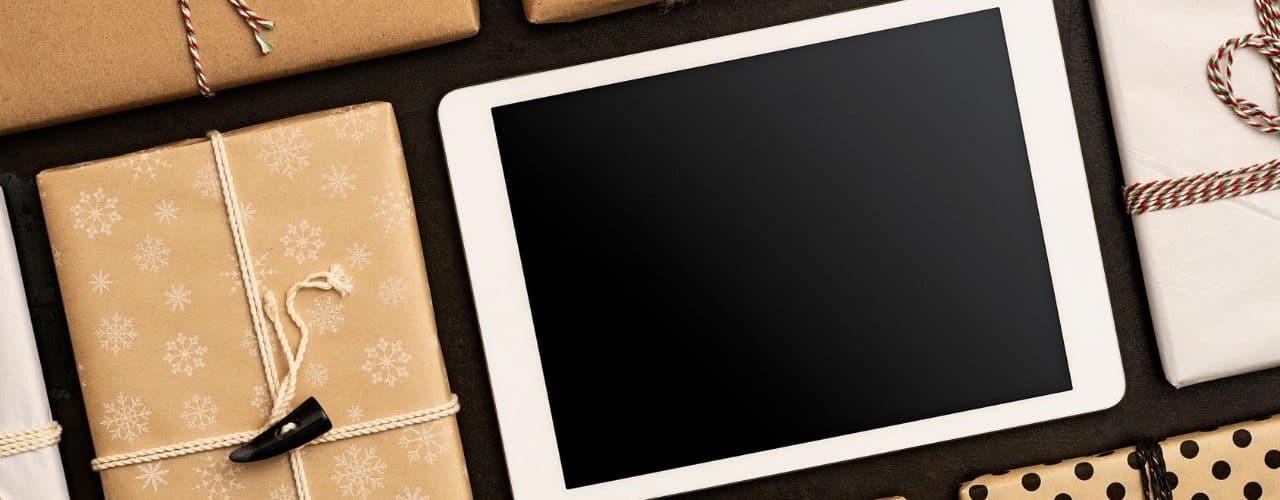 iPad en cadeau